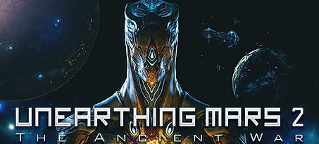 Unearthing Mars 2: The Ancient War by Winking Entertainment logo