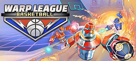 Warp League Basketball by Destructocrats logo