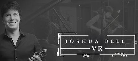 Joshua Bell VR by Sony logo