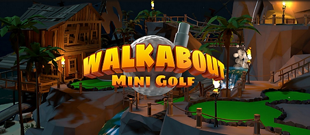 Walkabout Mini Golf by Mighty Coconut logo