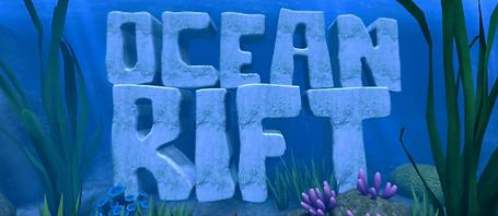 Ocean Rift by Llyr ap Cenydd  logo