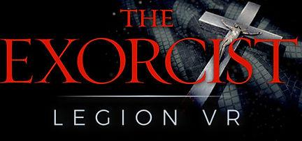 The Exorcist Legion VR logo