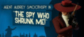 The Spy Who Shrunk Me by Catland logo
