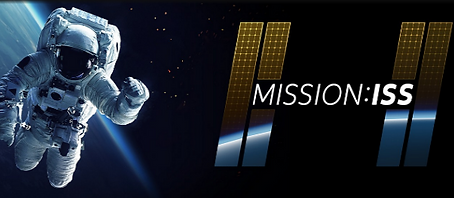 Mission ISS by Magnopus logo