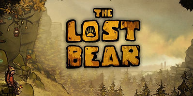 The Lost Bear by Fabrik Games & OddBug logo