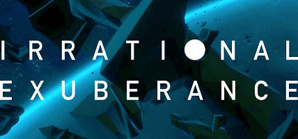 Irrational Exuberance by Buffalo Vision logo
