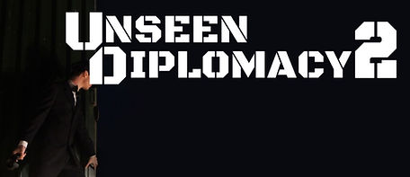Unseen Diplomacy 2 by Triangular Pixels logo