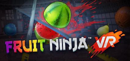 Fruit Ninja VR by Halfbrick Studios logo