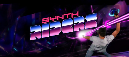 Synth Riders by Kluge Interactive logo