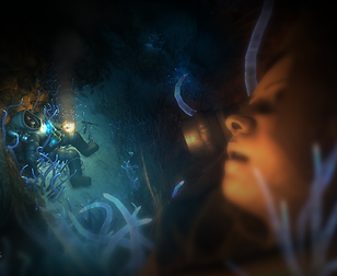 Narcosis by Honor Code for Vive & Rift