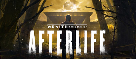 Wraith: The Oblivion - Afterlife by Paradox Interactive and Fast Travel Games logo
