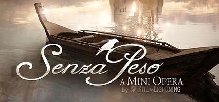Senza Peso by Kite and Lightning logo