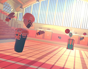 REC ROOM by Against Gravity for the HTC Vive, Oculus Rift, Valve Index and Windows Mixed-Reality platforms