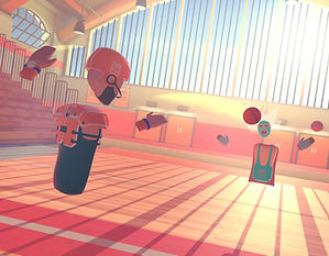 REC ROOM by Against Gravity for the Oculus Quest
