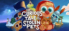 The Curious Tale of the Stolen Pets by Fast Travel Games logo