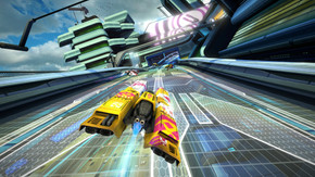 Wipeout Omega Collection - The Best VR game currently available?