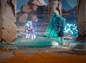 Megalith by Disruptive Games for the HTC Vive, Oculus Rift, Valve Index and Windows Mixed-Reality platforms
