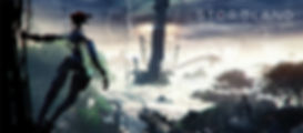 Stormland by Insomniac Games logo