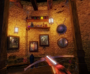 Waltz of the Wizard (Legacy) by Aldin Dynamics for the HTC Vive, Oculus Rift, Valve Index and Windows Mixed-Reality platforms