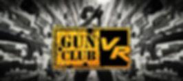 Gun Club VR by The Binary Mill logo
