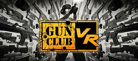 Gun Club VR by The Binary Mill logo