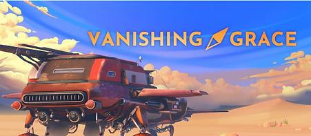 Vanishing Grace by Monte Perdido Studio logo