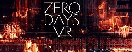 Zero Days VR by Scatter logo