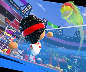 Sports Scramble by Armatue Studio for the Oculus Quest