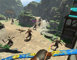 Elven Assassin for Oculus Rift and HTC Vive