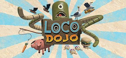 Loco Dojo by Make Real logo