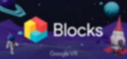 Blocks by Google VR logo