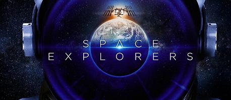 Space Explorers by Felix & Paul Studios logo