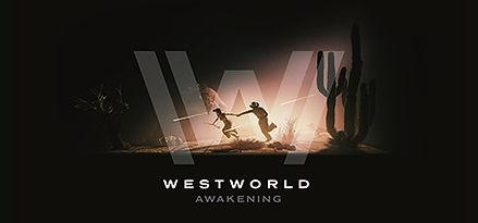 Westworld Awakening by Survios logo