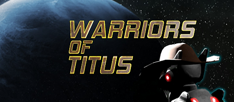 Warriors of Titus by ommachine logo
