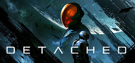 Detached logo by Anshar Studios for HTC Vive and Oculus Rift