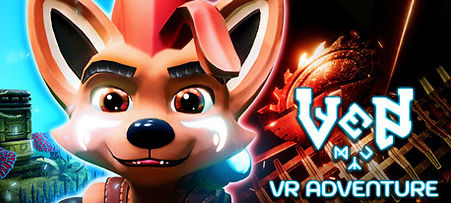 VEN VR Adventure by Monologic Games logo