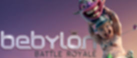 Bebylon Battle Royale by Kite and Lightning Logo