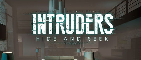 Intruders: Hide and Seek by Tessera Studios logo