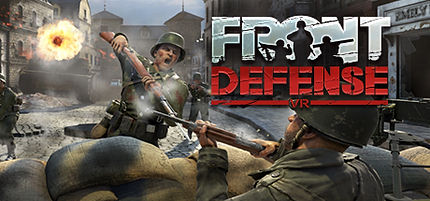 Front Defense by Fantahorn Studio logo