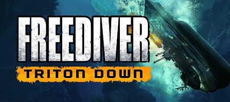 Freediver: Triton Down by Archiact logo