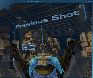 Slingshot (The Lab) by Valve for HTC Vive and Oculus Rift