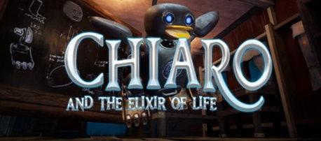 Chiaro and the Elixir of Life by Martov Co. logo
