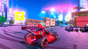 Touring Karts by Ivanovich Games for the HTC Vive, Oculus Rift, Valve Index and Windows Mixed-Reality platforms