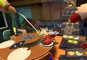 Cook-Out: A Sandwich Tale by Resolution Games for the Oculus Quest