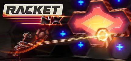Racket Nx by One Hamsa logo