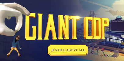 Giant Cop by Other Ocean Interactive logo