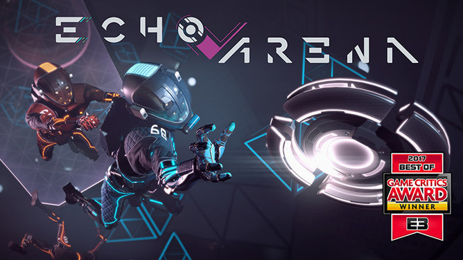 Echo Arena Beta is back this weekend! 2nd and final Beta weekend before launch.