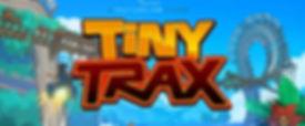Tiny Trax logo by Futurlab for PSVR