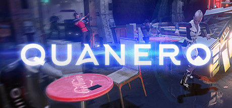 Quanero logo by Laserboys3000 for the HTC Vive