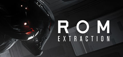 ROM: Extraction logo by First Contact Entertainment for Vive, Rift & PSVR